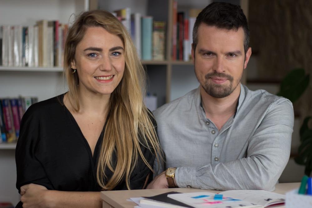 Francesca et Maël | Rédaction web SEO| Stratégie réseaux sociaux