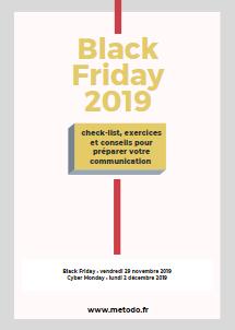 Black Friday - la checklist